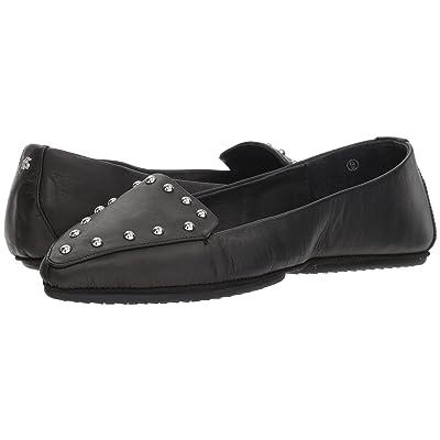 Yosi Samra Vera (Black/Silver Studs Nappa Leather) Women