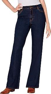 Women's Plus Size Bootcut Stretch Jean