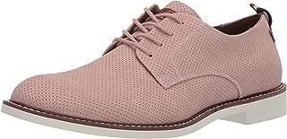 Tommy Hilfiger Men's Garson6 Oxford Light Pink Perforated 9 Medium US