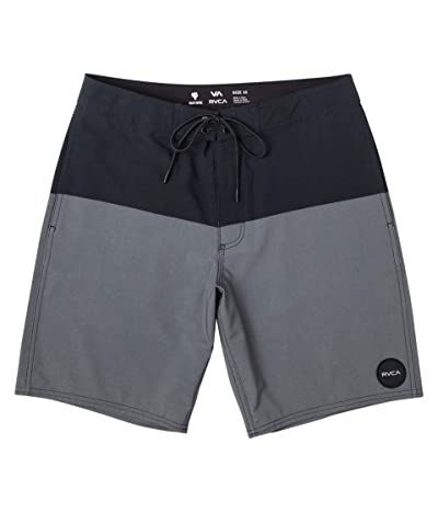 RVCA Gothard Trunks 19 (Black) Men