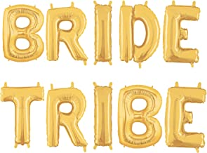 Bachelorette, Wedding, Bridal Shower Party Balloon Letter Decorations. 16