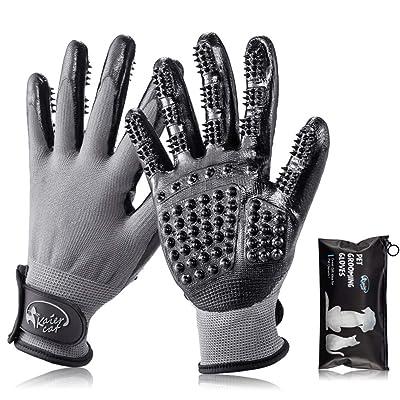 Kaier cat Pet Grooming Gloves
