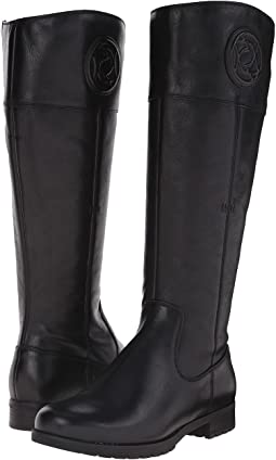 Tristina Rosette Tall Boot - Wide Calf