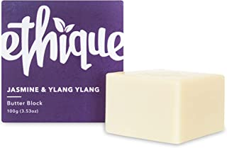 Ethique Eco-Friendly Butter Block, Jasmine & Ylang Ylang 3.53 oz