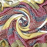 Lorenzo Cana High End Luxus Alpakadecke 100prozent Alpaka Fair Trade Decke Wohndecke handgewebt Sofadecke Tagesdecke Kuscheldecke