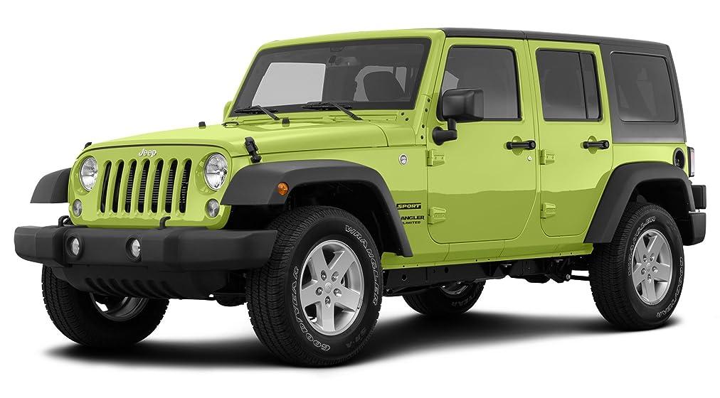 2016 Jeep Wrangler Sahara >> 2016 Jeep Wrangler Sahara 4 Wheel Drive 4 Door Hypergreen Clearcoat