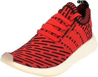 Originals NMD_R2 PK Mens Running Trainers Sneakers (UK 13.5 US 14 EU 49 1/3, red Black White BB2910)