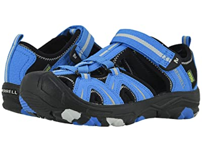 Merrell Kids Hydro (Toddler/Little Kid/Big Kid) (Blue/Black) Boys Shoes