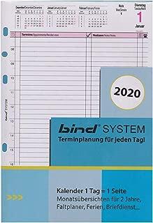 bind Kalender Archivordner A6 Archivbox Archivierungsordner Organizer B2611-0