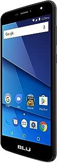 BLU Studio Mega 8GB - 6.0 inch HD Dual SIM GSM Unlocked Smartphone - Black (Renewed)