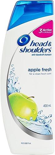 Head & Shoulders Apple Fresh Anti-Dandruff Shampoo, 400ml