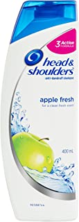 Head & Shoulders Apple Fresh Anti-Dandruff Shampoo, 400ml