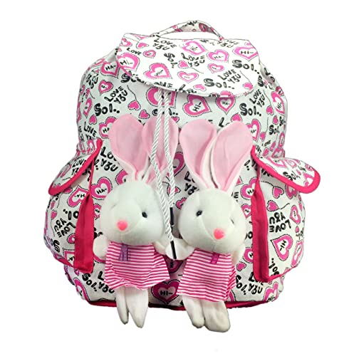 Deal Especial new stylish Bunny backpack Multicolored colors bag gift & sales 213A