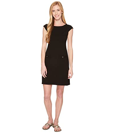 FIG Clothing Pia Dress (Black) Women