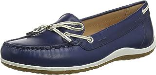 Geox D Vega Leather, Women's Fashion Sandals