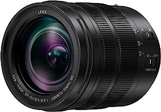 PANASONIC LUMIX Professional 12-60mm Camera Lens, Leica DG Vario-ELMARIT, F2.8-4.0 ASPH, Dual I.S. 2.0 with Power O.I.S, M...