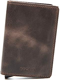 Secrid–Monedero vintage, tamaño 10,2cm