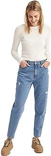 DeFacto Denim broek voor dames, denim broek, damesjeans, vloer- en broeken