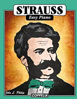 STRAUSS Easy Piano