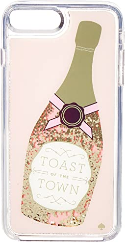Kate Spade New York - Champagne Glitter Phone Case for iPhone® 7 Plus/iPhone® 8 Plus
