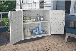 Suncast Elements Outdoor Wide Cabinet - 40