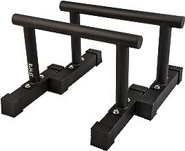 RAMASS Barras Paralelas Fitness, para Crossfit, Gimnasia, Calistenia
