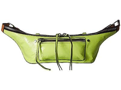 rag & bone Elliot Fanny Pack (Acid Green) Bags