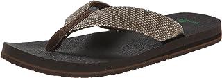 Sanuk Men's Yogi 4 Flip Flop