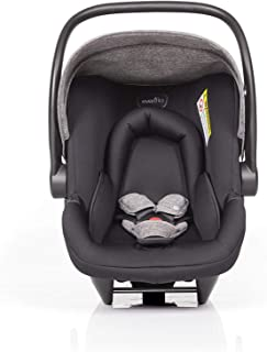 Evenflo Geo Infant Car Seat - Grey, 3 Kg For Unisex