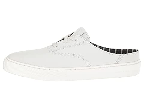Free Shipping Cheap Online Footaction Sale Online Cole Haan Grandpro Deck Mule Chalk Tumbled Leather/Optic White Manchester Great Sale Cheap Price Discount Brand New Unisex zpbKLKO