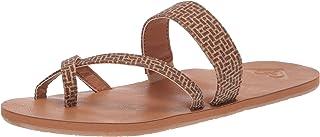 Roxy Davina Multi-Strap Sandal womens Flat Sandal