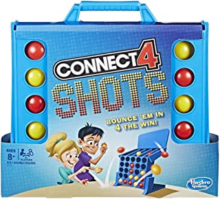 Hasbro Gaming Connect 4 Shots Classic Game