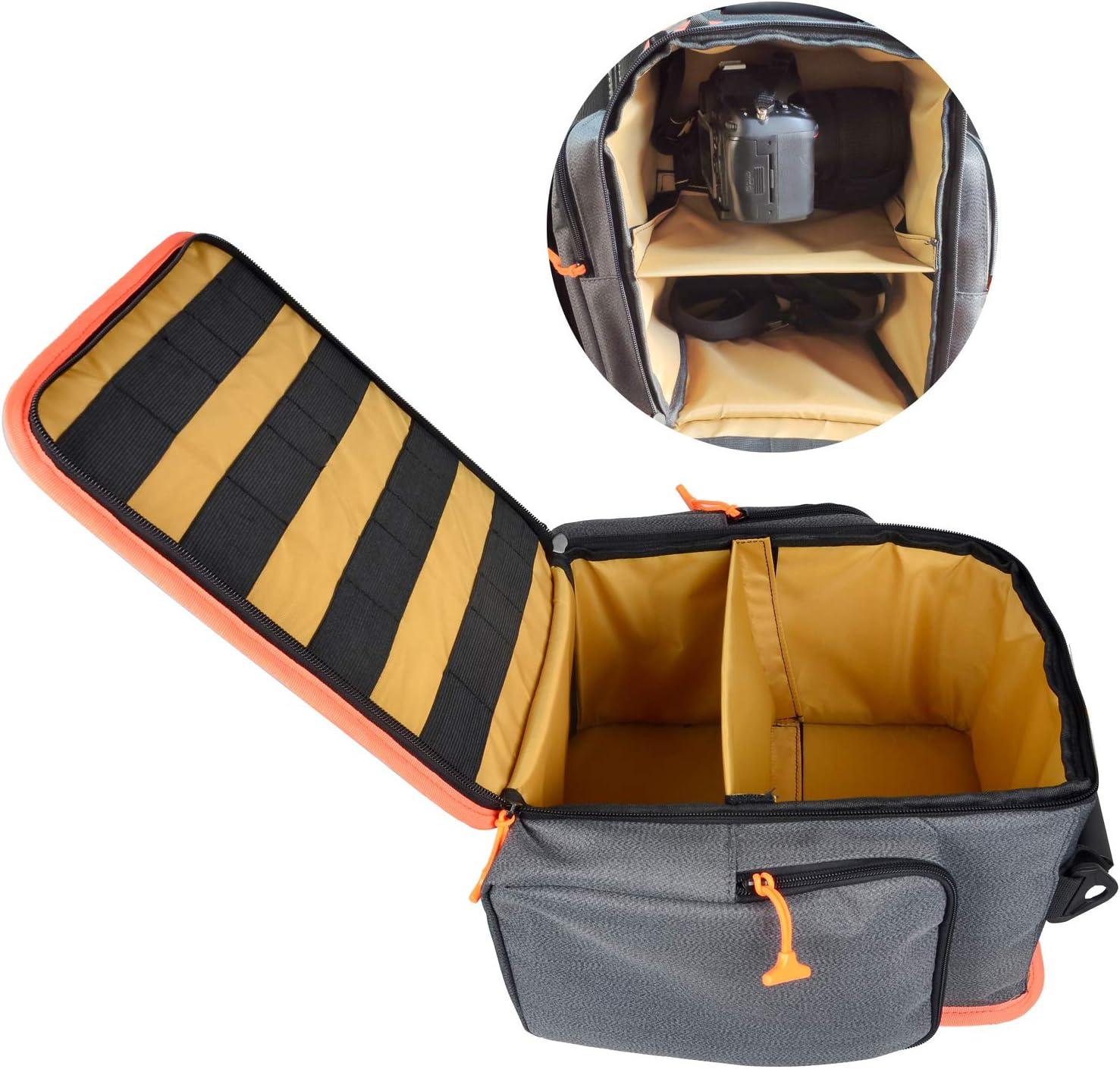Gary Sresk Wrangler Interior Accessories Under Seat Storage Bag Organizer for Wrangler JK JL JLU Sports Rubicon Gladiator JT Backseat Rear Under Seat Storage Bags Portable Storage Tool Kits Pocket