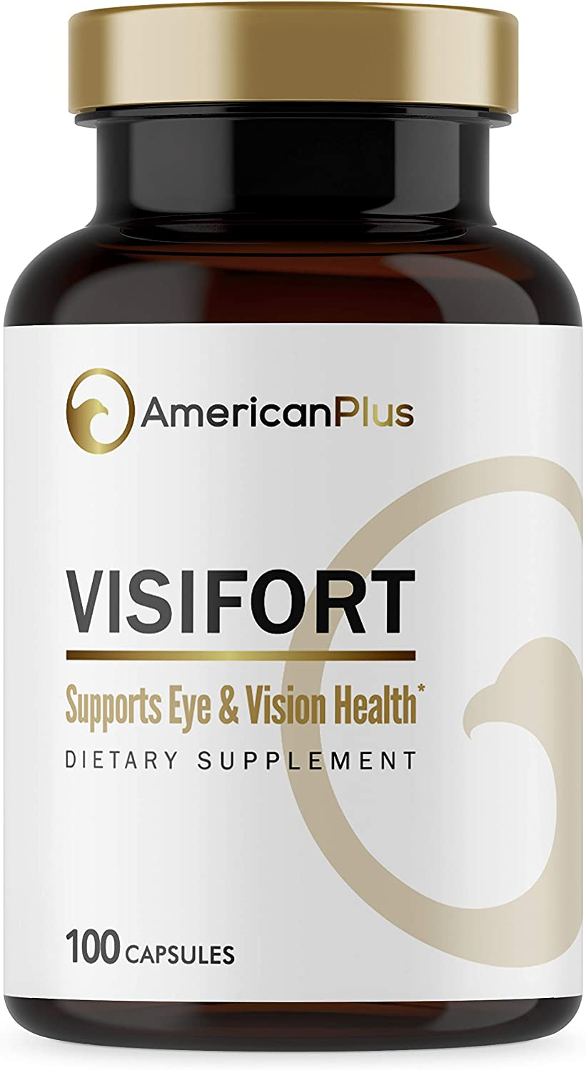 Visifort Eye Weekly update Vitamins with Lutein Health an Zeaxanthin for Free Shipping Cheap Bargain Gift