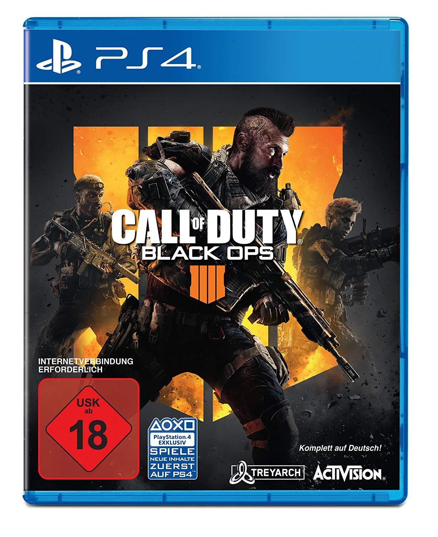 Call of Duty Black Ops 4 - Standard Edition - PlayStation 4 [Importación alemana]: Amazon.es: Videojuegos