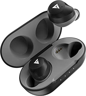 Boult Audio AirBass TrueBuds True Wireless Earbuds with 30 Hours Total Playtime & Deep Bass, Type-C Fast Charging, Touch C...