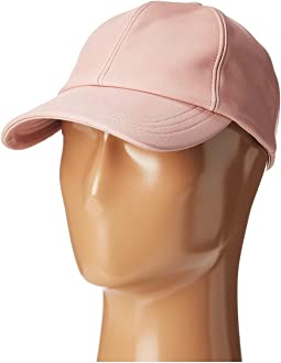 Hat Attack - Leather Baseball Cap