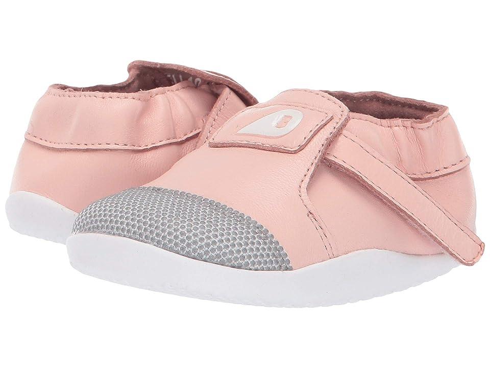 Bobux Kids Step Up Xplorer Origin (Infant/Toddler) (Seashell Pink) Girl