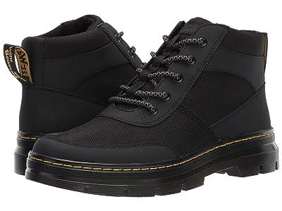 Dr. Martens Bonny Tech Tract (Black Extra Tough Nylon/Ajax) Shoes