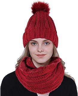 spesso sciarpa per sport allaria aperta HIDARLING a doppio strato antivento e antipolvere 3 in 1 Scaldacollo invernale per uomo e donna fodera in pile