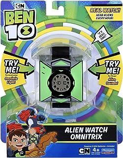 Ben 10 76955E_76955 Alien Watch Omnitrix-real watch