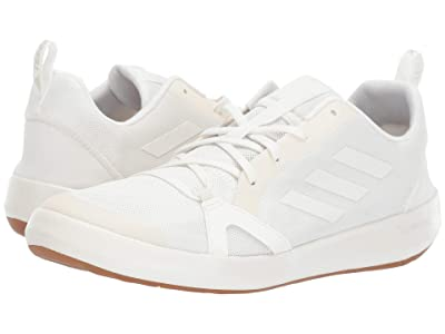 adidas Outdoor Terrex CC Boat (Non-Dyed/Chalk White/Grey One) Men