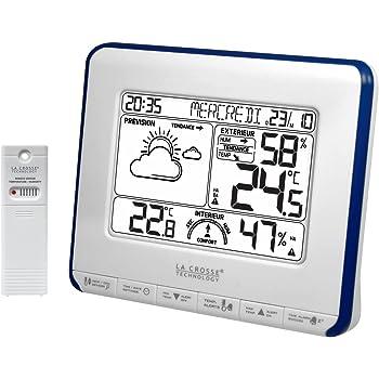 La Crosse Technology – Estación meteorológica con indicador de ...