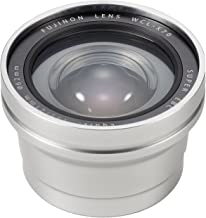 Fujifilm X70 Wide Angle Conversion Lens Silver