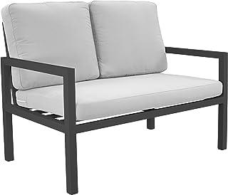 Amazon.es: Sofa 2 Plazas - Conjuntos de muebles de jardín ...