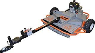 Dirty Hand Tools | 108000 | Rough Cut Mower | 44 Inch Cutting Width with Adjustable 4 to 7.5 Inch Cutting Height | Electric Start and Key Switch Remote Control