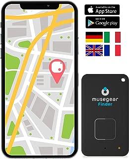 blanc Pour NUT mini F6 Smart Tag Tile Tracker Localisateurs de recherche de cl/é