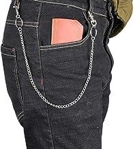 Trendy Enkele/Drie Layer Riemen Punk Hiphop Sleutelhanger Taille Broek Ketting Jeans Lange Metalen Kleding Accessoires Sie...