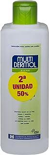 Multidermol 8425091711598 Gel de Avena para la Ducha -