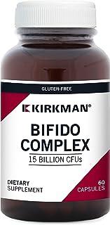 Bifido Complex Advanced Formula Capsules - Hypoallergenic   60 Vegetarian Capsules   Gluten Free   Casein Free   Probiotic